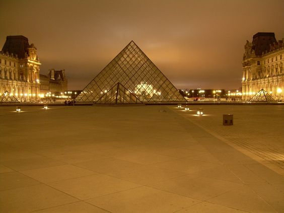 Mi lugar favorito en las noches de París...