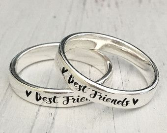 Friendship Rings Alloy