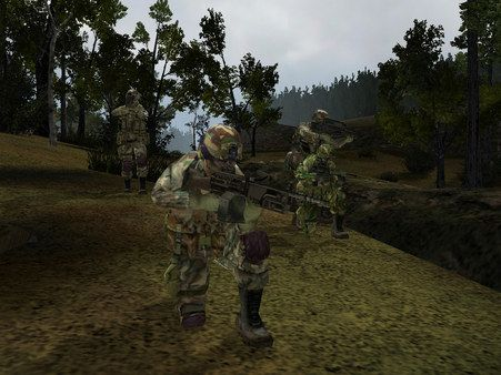 Tom Clancy Ghost Recon Desert Siege Images