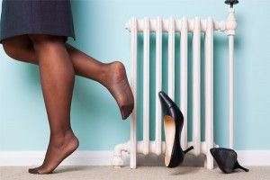 Tips to bounce back after a day on your feet
