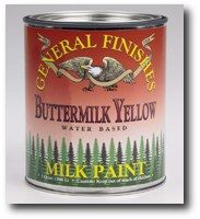 Milk Paint - perfect for painting wine barrels