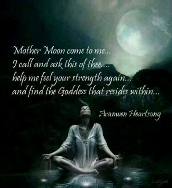 full moon ritual - Google Search