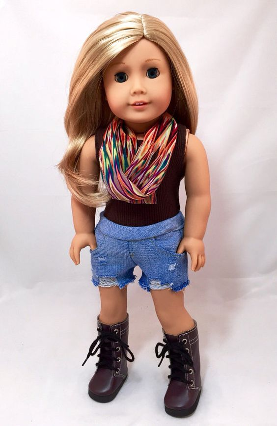 18 inch Doll Clothing The Taylor Eco-Friendly by AmericanPlanet