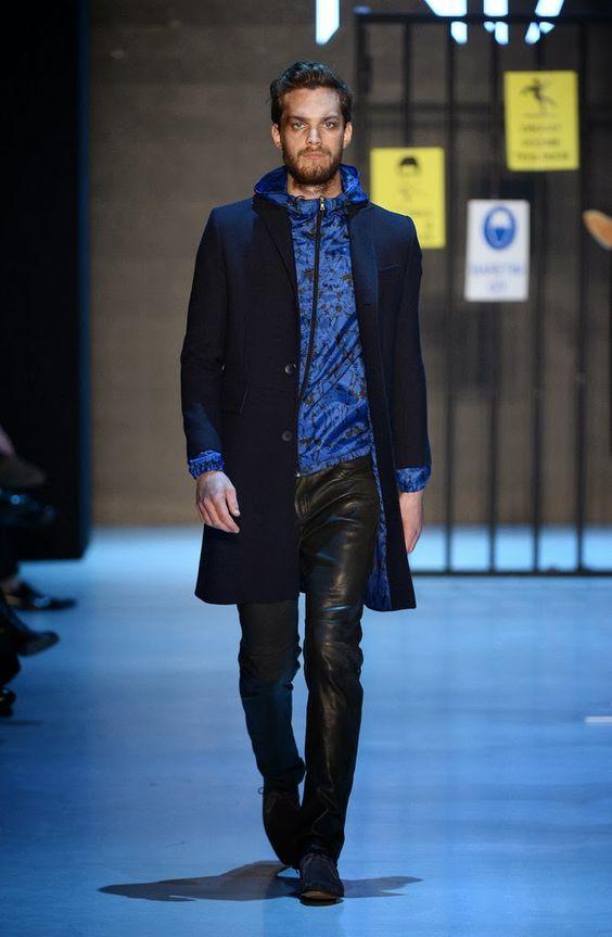 #Menswear #Trends NIAN Fall Winter 2014 Otoño Invierno #Tendencias #Moda Hombre