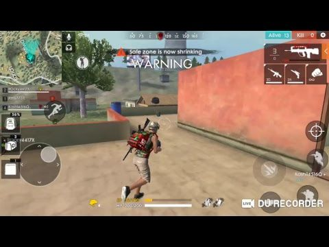 Free Fire Battlegrounds Gameplay Hindi By Ign Game Zone Ign Games Fire Video Wallpaper Free Download
