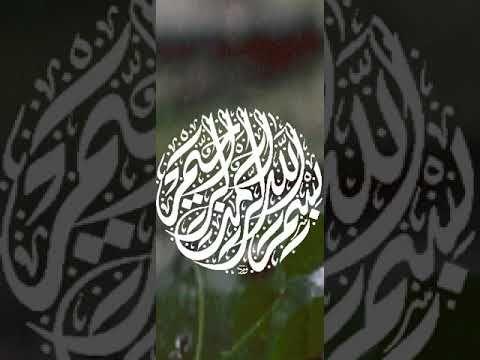 صباح الخير آية من القرآن الكريم تلاوة القارئ الشيخ عبدالله الموسى حفظه