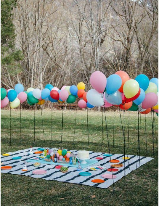 Ideas Para Celebrar Cumpleaños Infantiles Al Aire Libre Tips De Madre Fiestas Picnic Para Niños Celebraciones De Cumpleaños Fiesta Picnic