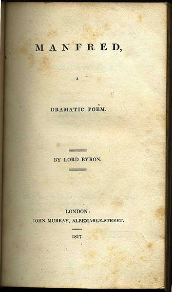Order essay online cheap manfred, by george byron and sense and sensibility, by jane austen