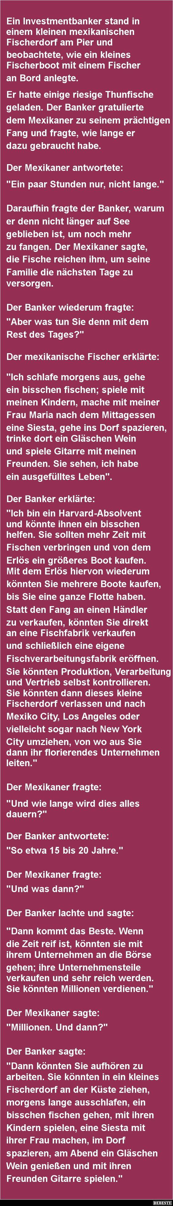 Ein Investmentbanker stand in einem.. | DEBESTE.de ...