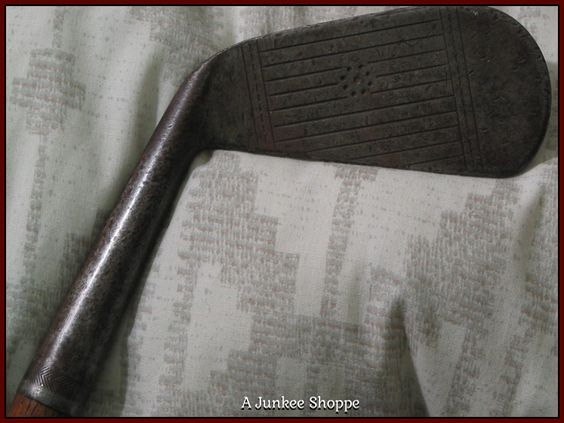 KRO FLITE Hickory Wood Shaft  Sweetspot No 1 Golf Club IMG4500  http://ajunkeeshoppe.blogspot.com/
