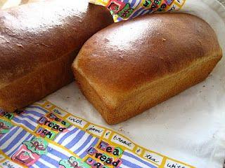 100 % Whole Wheat Sandwich Bread