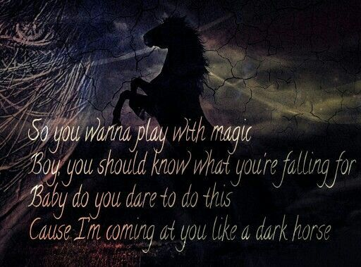 katy perry dark horse quotes - photo #24