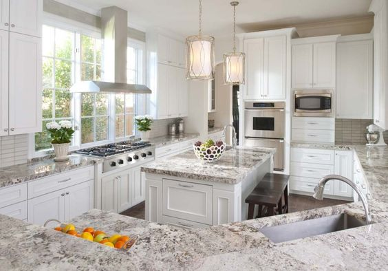 101 Beautiful Formal Living Room Ideas Photos Luxury Kitchen Design G Shaped Kitchen White Granite Kitchen