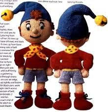 Alan Dart Free Knitting Patterns : alan dart patterns - Noddy Knit and crochet toys Pinterest Patterns, Da...
