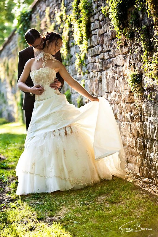 mariage chteau de gilly et beaune photographe vanessa bureau - Chateau D Artigny Mariage