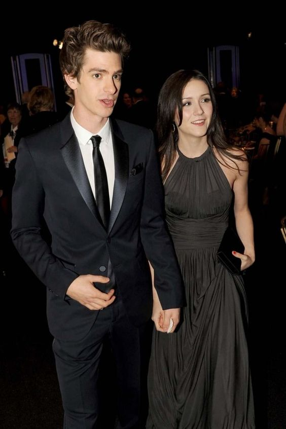 Andrew Garfield Sag Awards Shannon Woodward