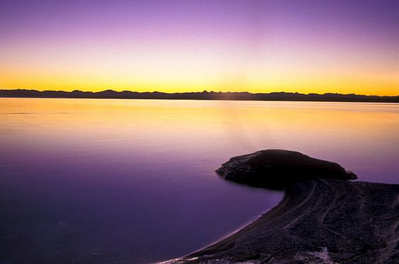 NP4671 - Sunrise at Fishing Cone. ©Jerry Mercier by jerry mercier, via Flickr