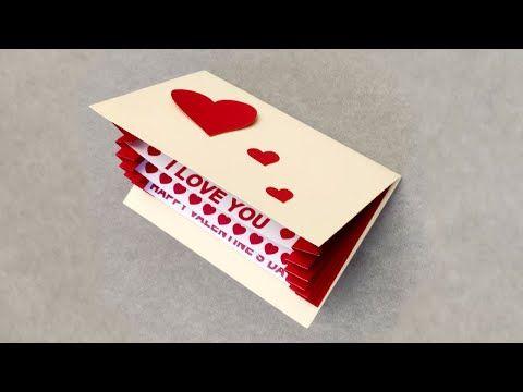How To Make Valentine Cards Valentine Cards Handmade Easy