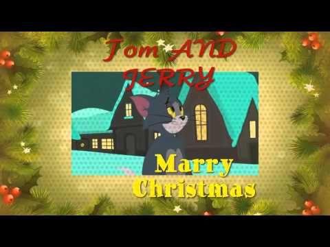 tom and jerry new 2015 - tom jerry cartoon - cartoon christmas