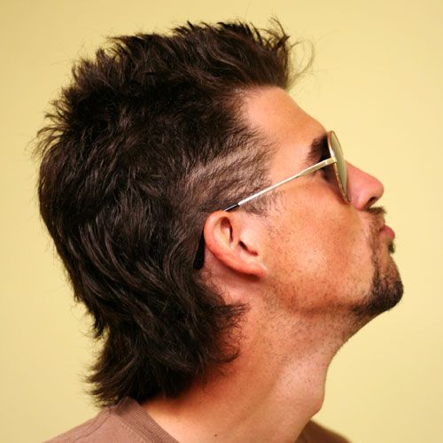 30 Cool Mullet Hairstyles Modern Short + Long Mullet
