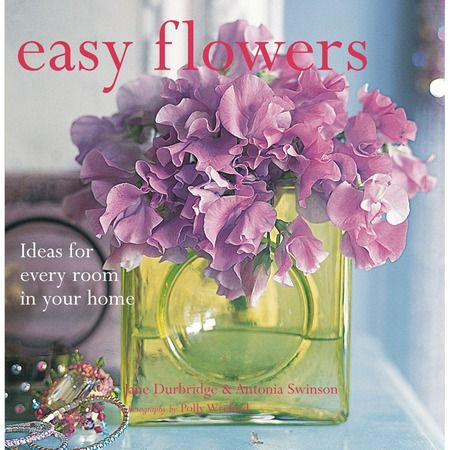 I pinned this Easy Flowers: Ideas for Every Room in Your Home from the Ryland Peters & Smalls event at Joss & Main!