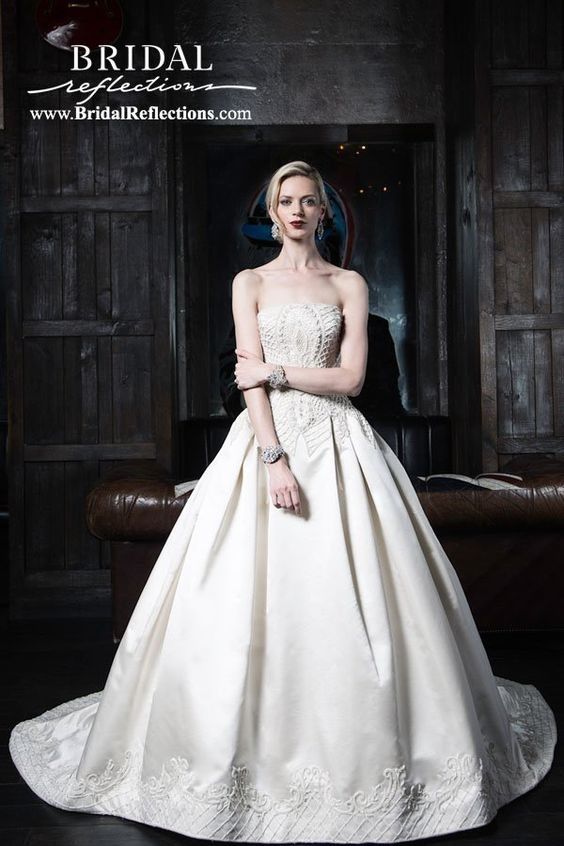 Victor Harper Couture Wedding Dress Collection