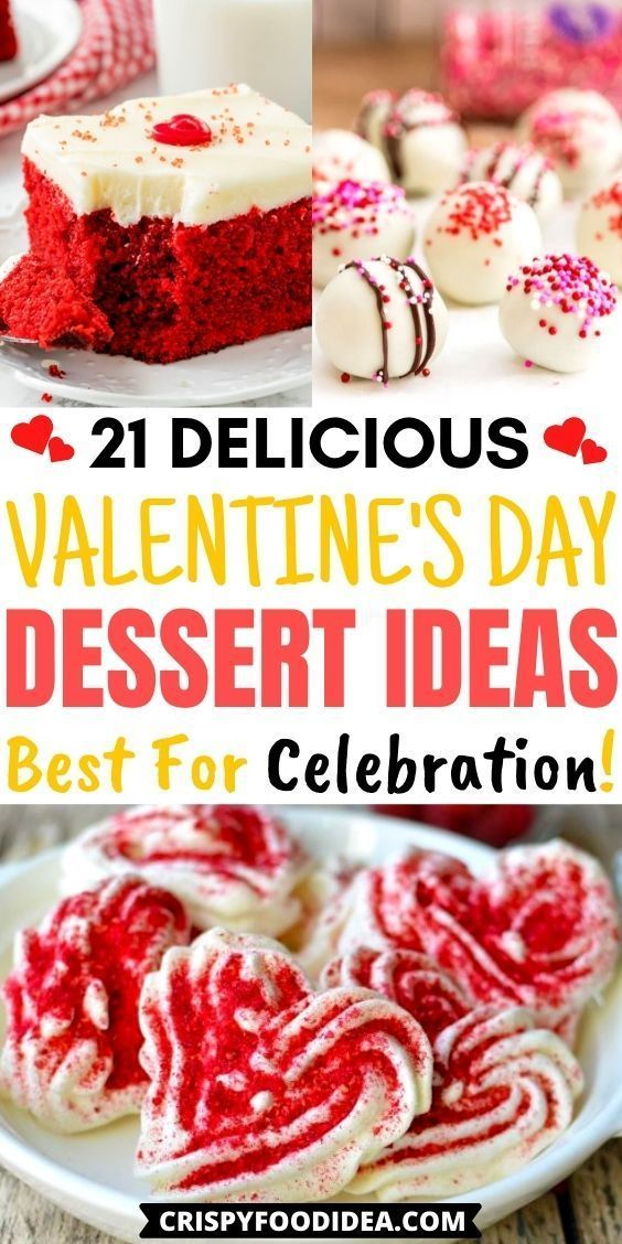 valentine's day desserts recipes