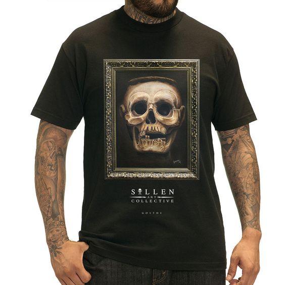 Sullen Goethe T-Shirt - West Coast Republic