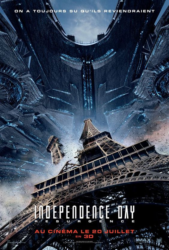 Bande annonce Independence Day 2 : Resurgence - http://www.kdbuzz.com/?bande-annonce-independence-day-2-resurgence