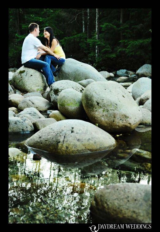 Lynn Canyon (Daydream Weddings Photography)