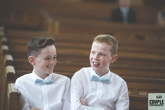 Two dapper young men. Weddings at The Johnstown Estate, photographed by Couple Photography.