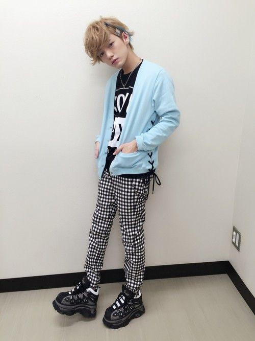 こんどうようぢのファッション