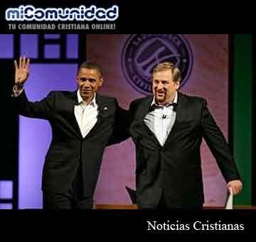 "Rick Warren afirma que Obama está ""infringiendo"" la libertad religiosa en EEUU"