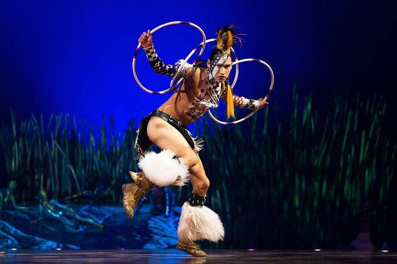 Totem!! I'll be seeing this show in November!