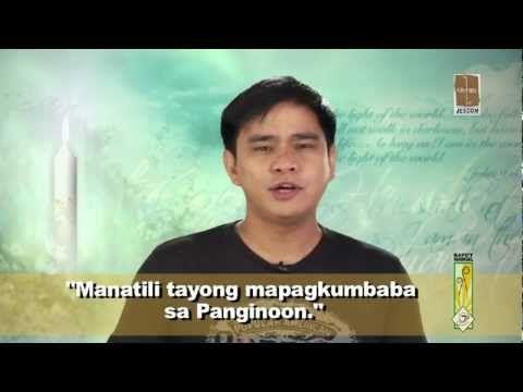 Kape' Pandasal - Fr. Nono Alfonso, SJ May 9, 2012