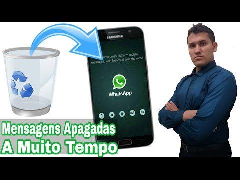 Como Recuperar Conversas Apagadas Do Whatsapp Pixel Tutoriais