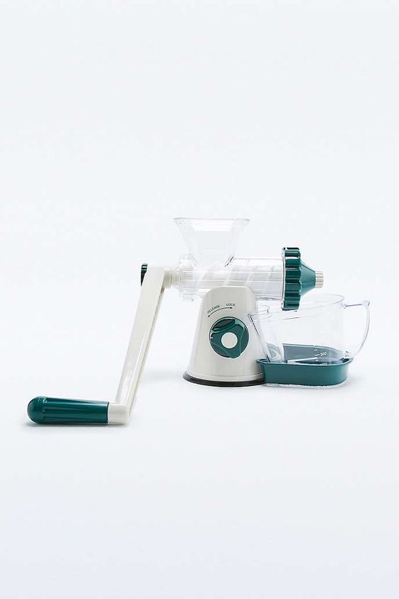 Manual Wheatgrass Juicer - Urban Outfitters