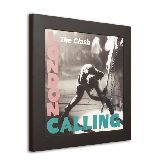 Record Flip-Frame.
