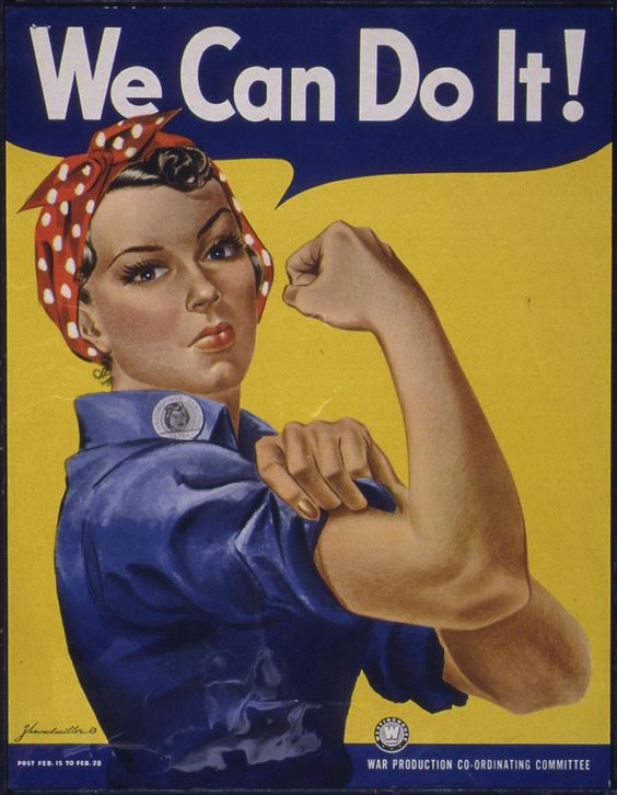 We Can Do It! (3678696585) - Rosie the Riveter – Wikipedia