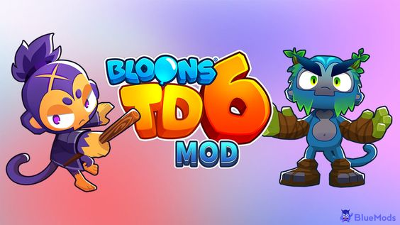 Bloons Td 6 Mod Apk Unlimited Money And Xp Gaming Tips Mod