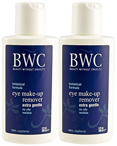 Beauty Without Cruelty Eye Makeup Remover 4 Oz 2 Pack Beauty Without Cruelty Makeup Remover Eye Makeup Remover