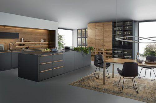 تصميمات مطابخ 2020 صور ديكورات مطابخ مودرن ميكساتك Modern Kitchen Design Kitchen Furniture Design Modern Kitchen