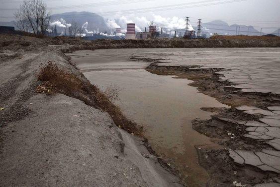 El Ministerio de Recursos Hídricos de China continental recientemente lanzó un informe de investigación afirmando que más del 80 por ciento del agua subter