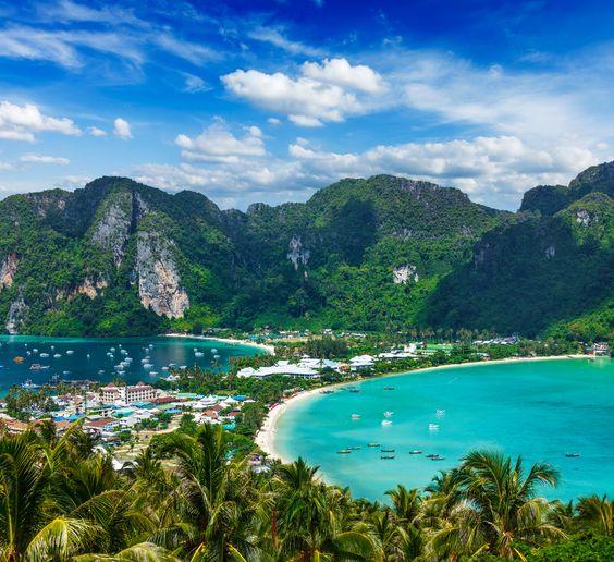 Ko Phi Phi Island, Krabi, Thailand