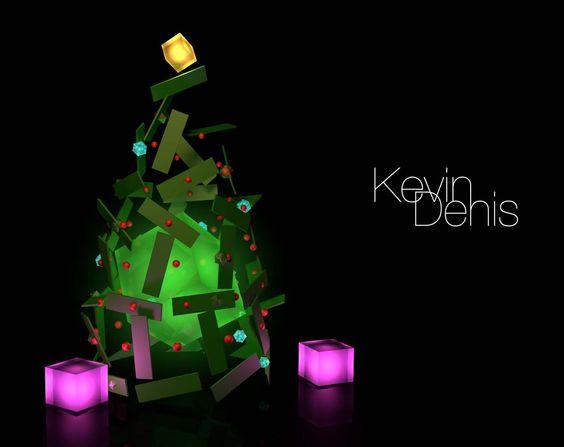 Frohe Weihnachtswoche #christmas #wünschen #love #baum #christmastree #lightcolor #blackbackground #3D #cinema4D #modelling #Grafik #art #virtuell
