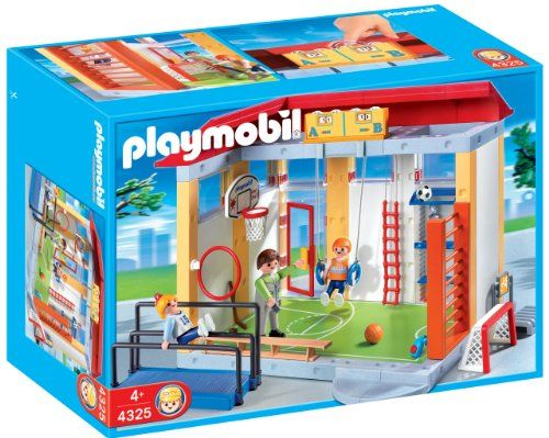 Playmobil – 4325 – Jeu de construction – Gymnase | Your #1 Source for Toys and Games