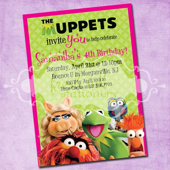 Muppets Party!