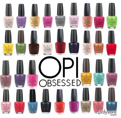 We have over 300 OPI nail polishes in stock Polished Nail Salon