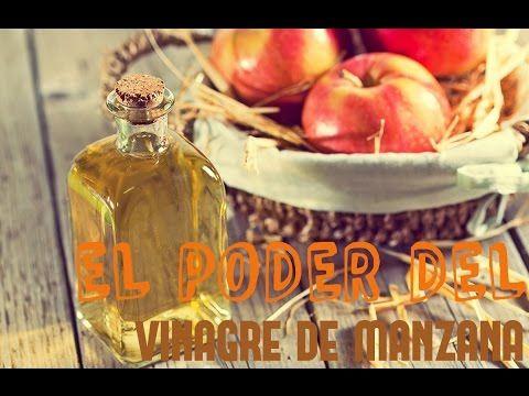 EL PODER DEL VINAGRE DE MANZANA | 5 KILOS EN 1 SEMANA | FÁCIL Y EFECTIVO - YouTube