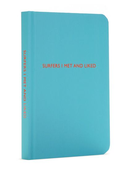 Surfers I Met And Liked (Set of 2) by Archie Grand at Gilt